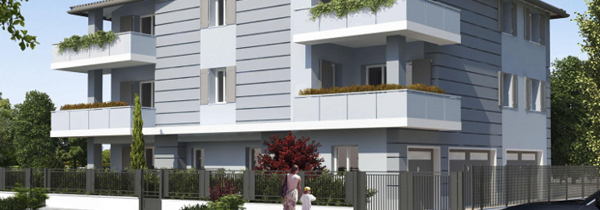 Cantiere Appartamenti Casinalbo – Rif 598