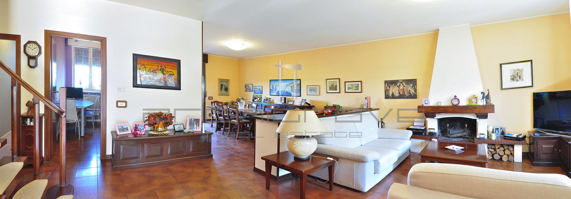 Villa a schiera di testa Formigine – Rif 622