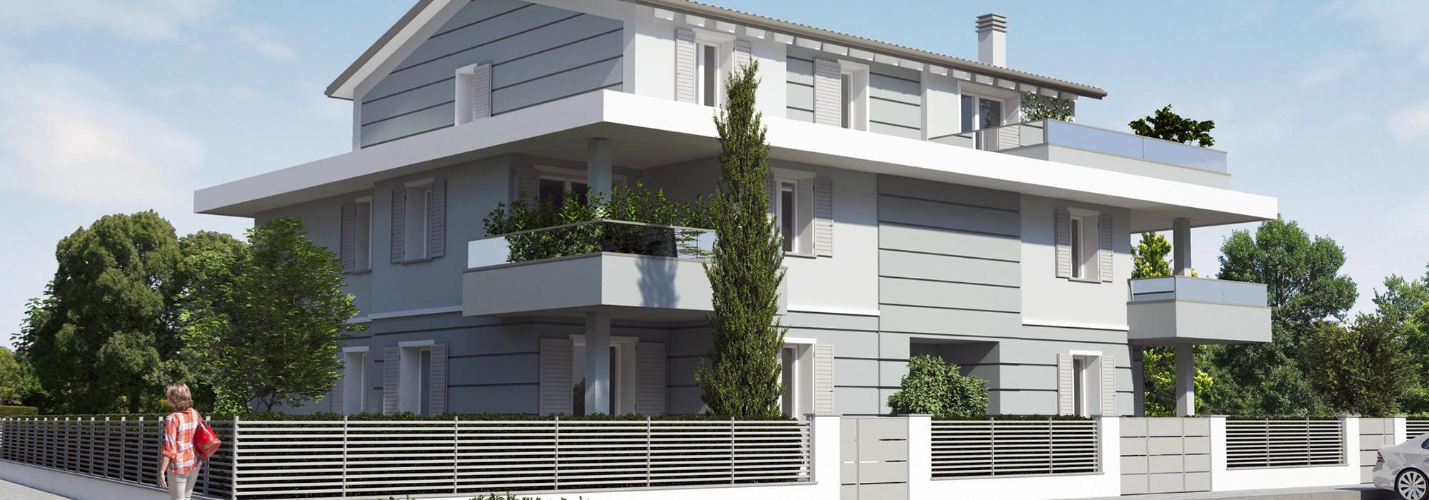 Prossima Realizzazione Appartamenti Formigine – Rif C630