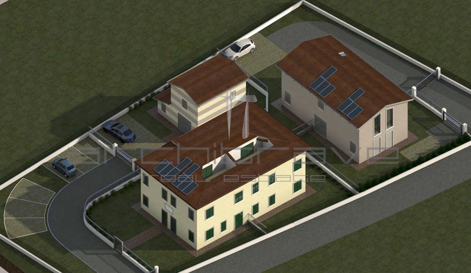 Ristrutturazione Di Borgo Residenziale A Formigine – C685 – V026