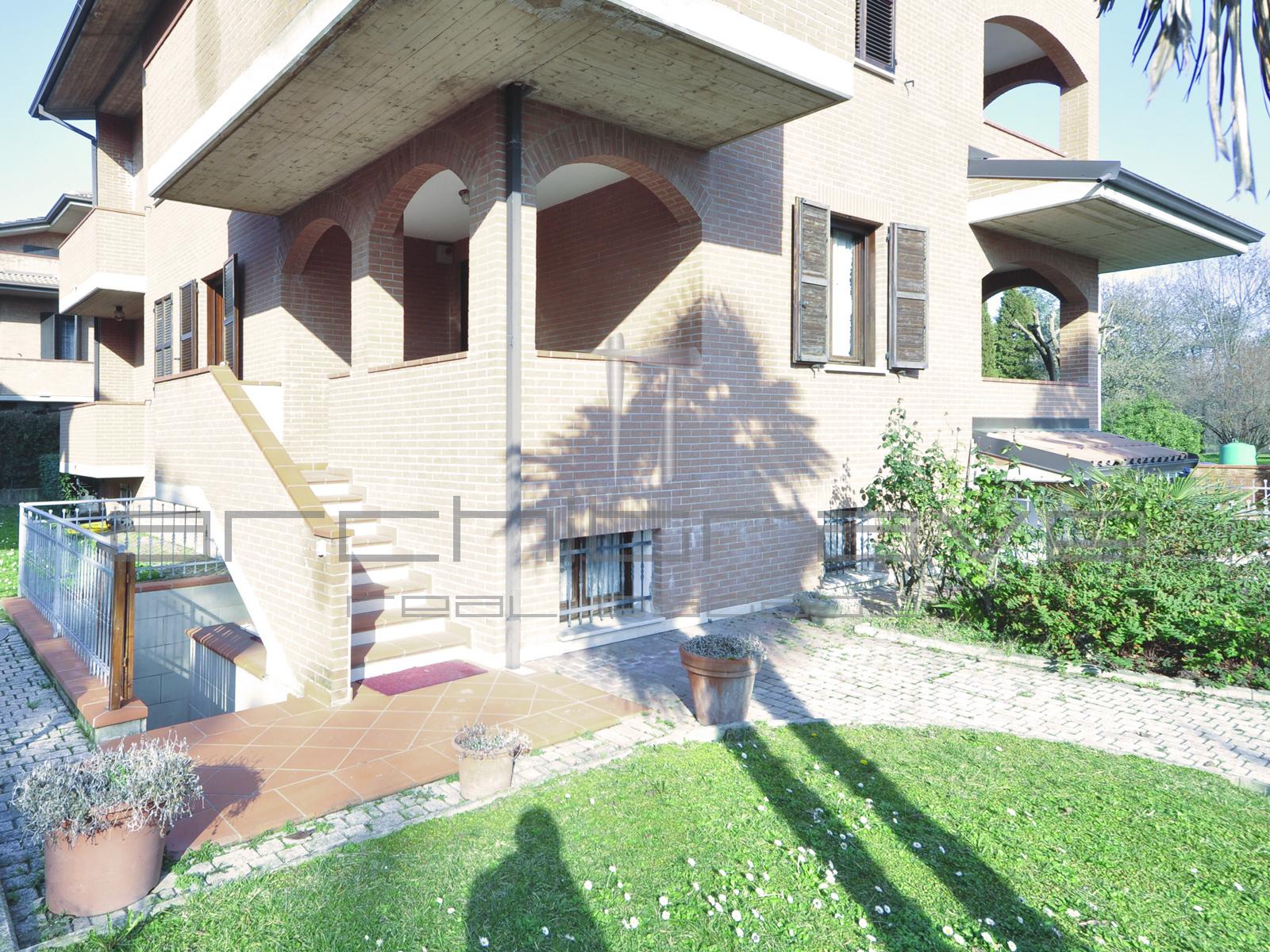 Appartamento con ingresso indipendente a Casinalbo – Rif V047