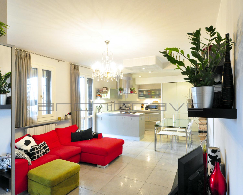 Appartamento su due livelli a Formigine – Rif V107