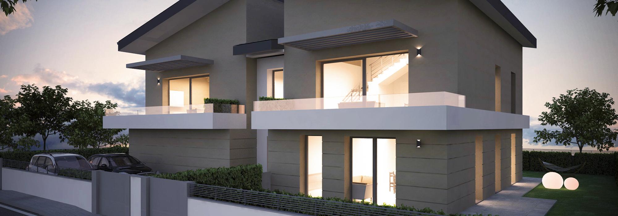 Appartamenti di varie tipologie a Magreta – C014