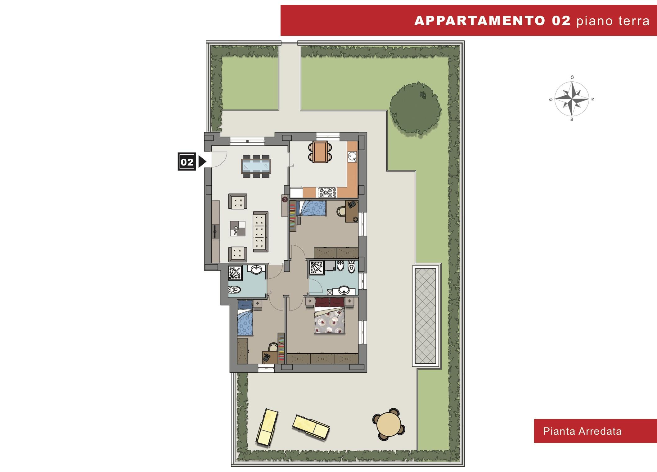 prossima realizzazione appartamenti ubersetto rif c631