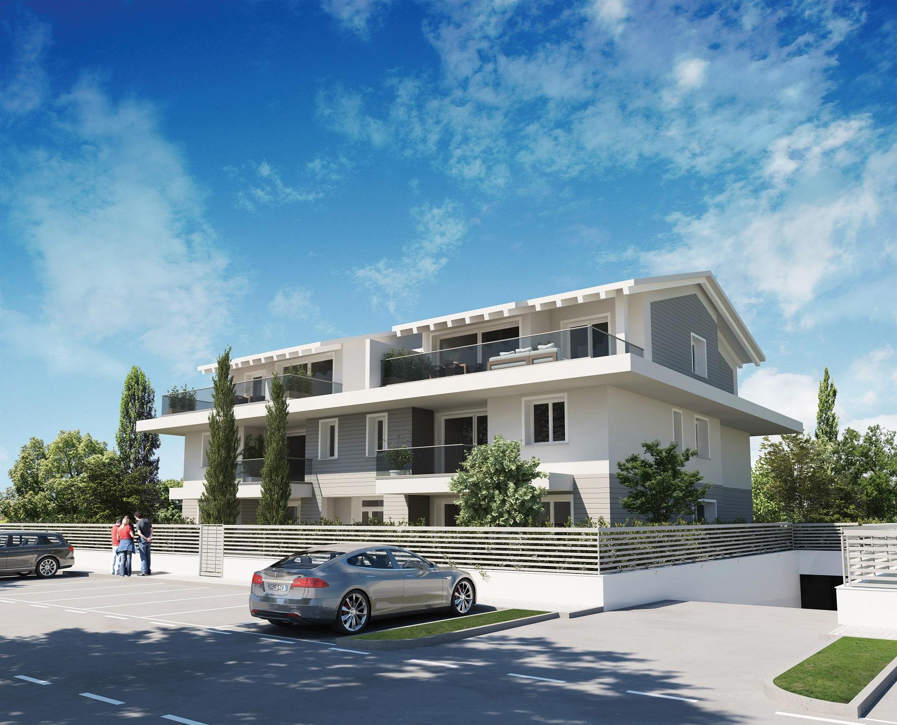 Prossima Realizzazione Appartamenti  a Casinalbo – Rif C008