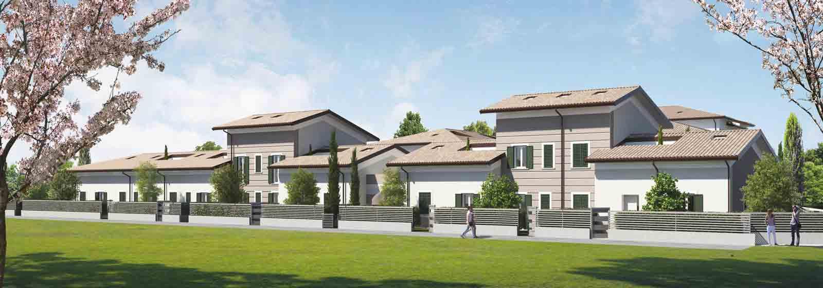 Appartamenti e Villette a Casinalbo di nuova costruzione – Rif C011