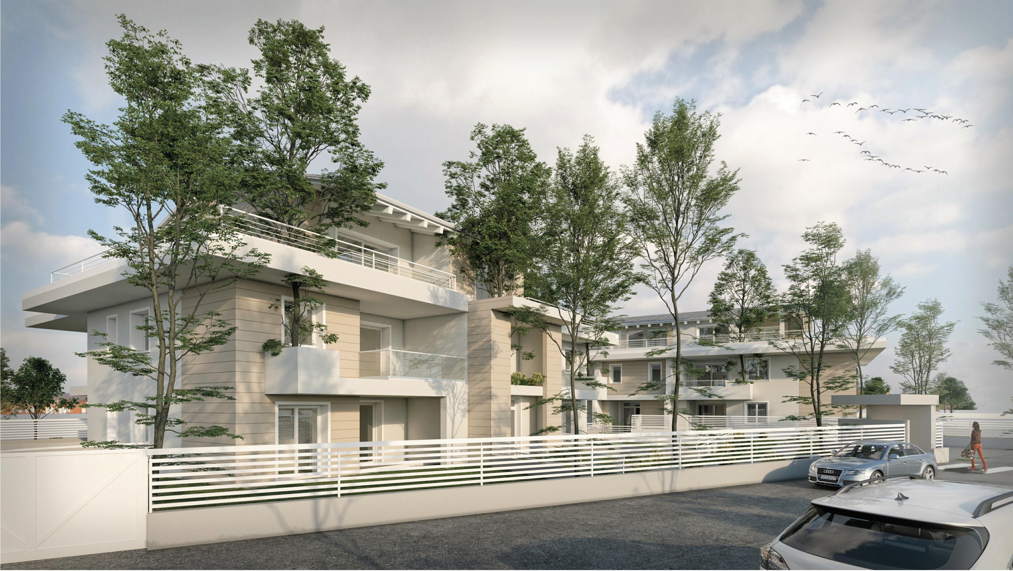 Prossima realizzazione Appartamenti a Formigine – Rif C013