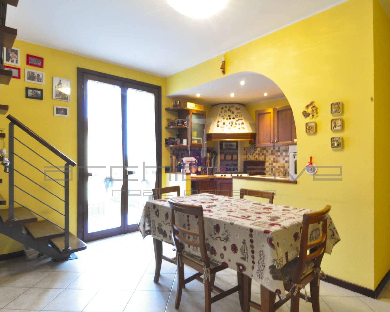 appartamento su 2 livelli a Formigine – V165